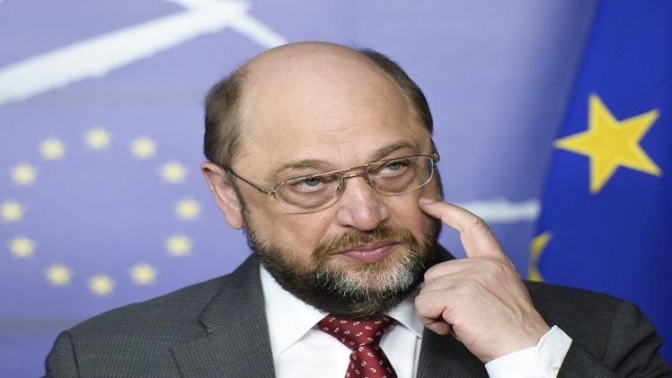 رئيس البرلمان الأوروبي يصل طهران