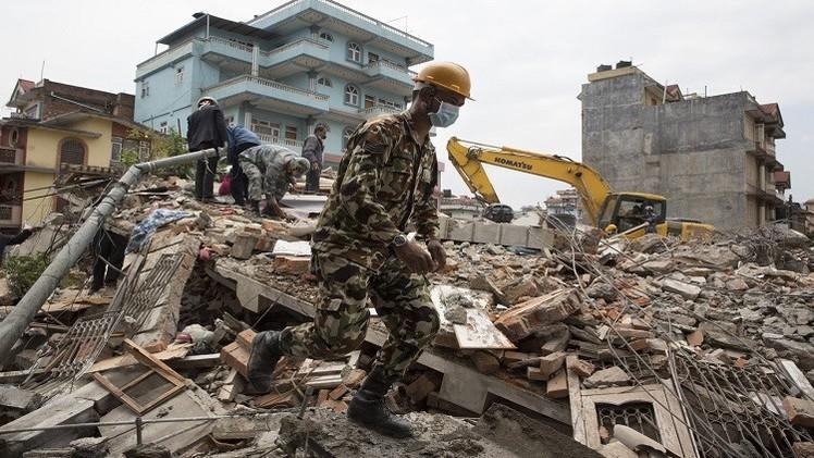 زلزال بقوة 6.8 درجات يضرب تشيلي