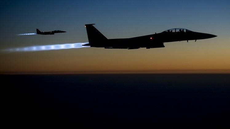التحالف الدولي ينوي زيادة عدد الضربات الجوية ضد