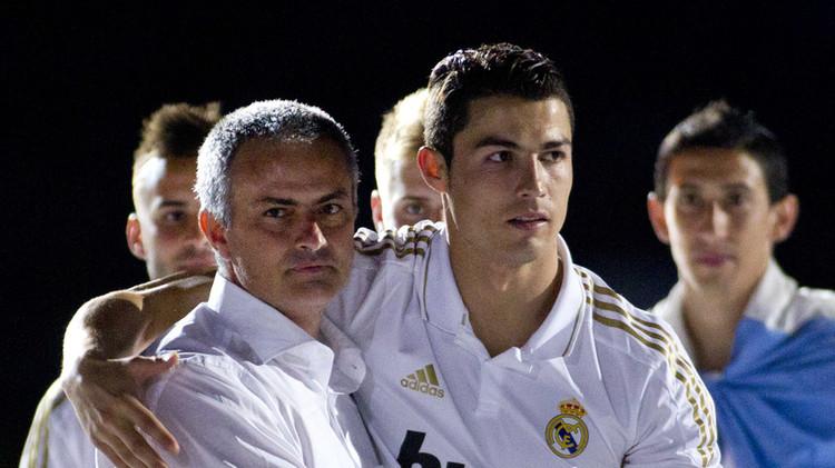 رونالدو: مورينيو أفضل مدرب في العالم