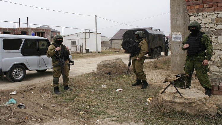 جريمة غامضة في داغستان جنوب روسيا