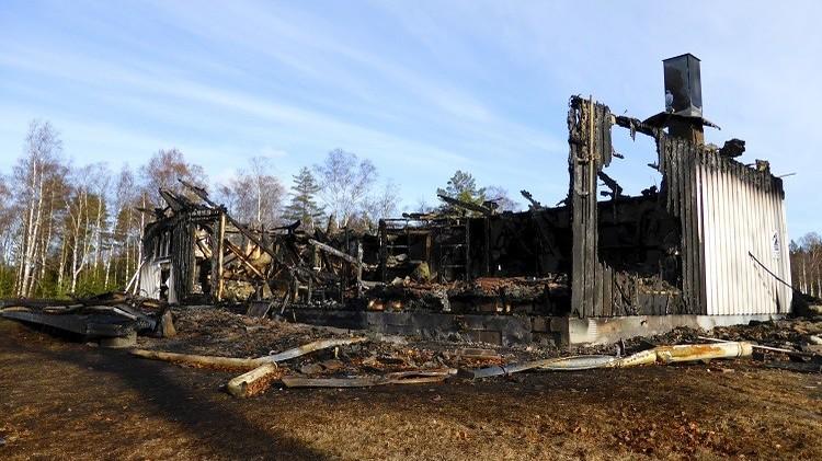 السويد.. حريق جديد في مبان خصصت لإيواء اللاجئين