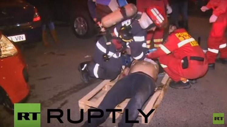 عدد ضحايا الحريق في ملهى روماني يرتفع إلى 39 شخصا
