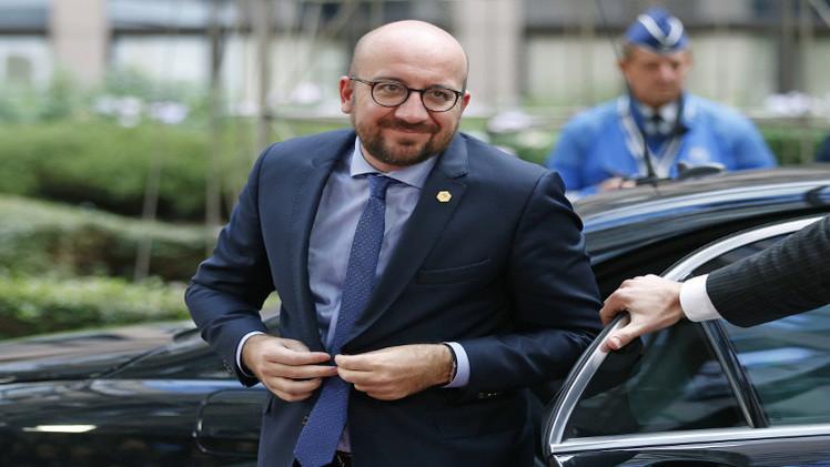 حرمان رئيس الوزراء البلجيكي من الحراسة