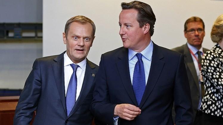 كاميرون: بريطانيا قد تخرج من الاتحاد الأوروبي