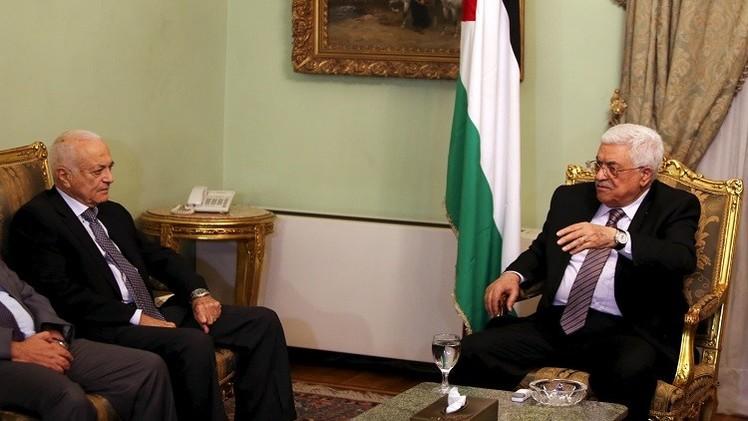 عباس يبحث في القاهرة والرياض وعمان