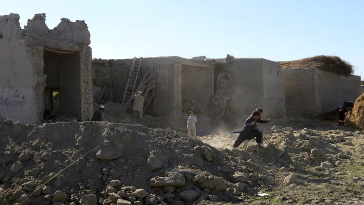 مقتل 40 متشددا باشتباكات بين طالبان ومسلحي