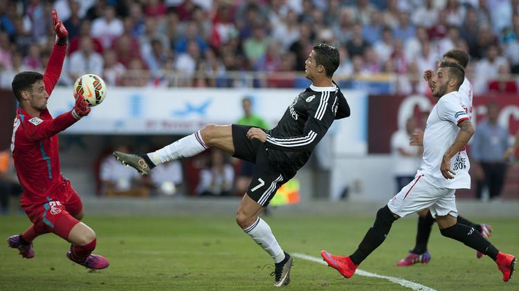 تشكيلة ريال مدريد لمواجهة إشبيلية .. (فيديو)