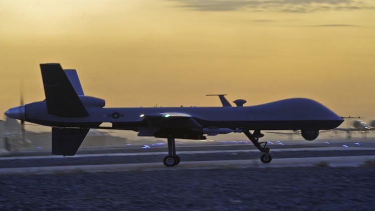 تحطم طائرة أمريكية من دون طيار في الكويت