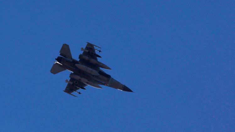 الجيش الإسرائيلي يشن غارة  ضد موقع لحماس في قطاع غزة