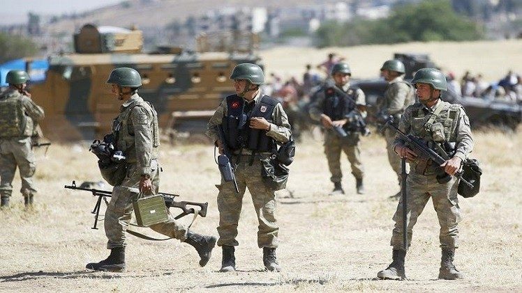 تركيا تحبط انضمام 38 أجنبيا بينهم أطفال لتنظيم داعش