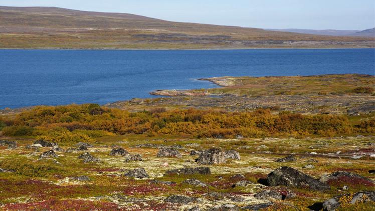 روسيا تفقد سنويا نتيجة ذوبان الجليد أراضي تعادل مساحتها مساحة 8 بلدان مثل سان مارينو