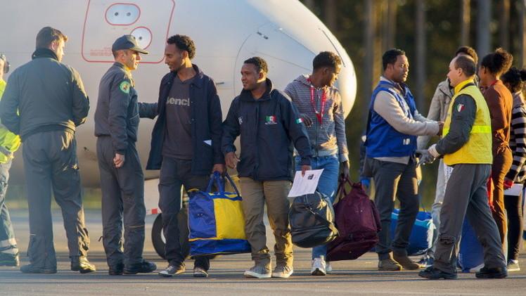 السويد: قدراتنا على استضافة اللاجئين على وشك النفاد