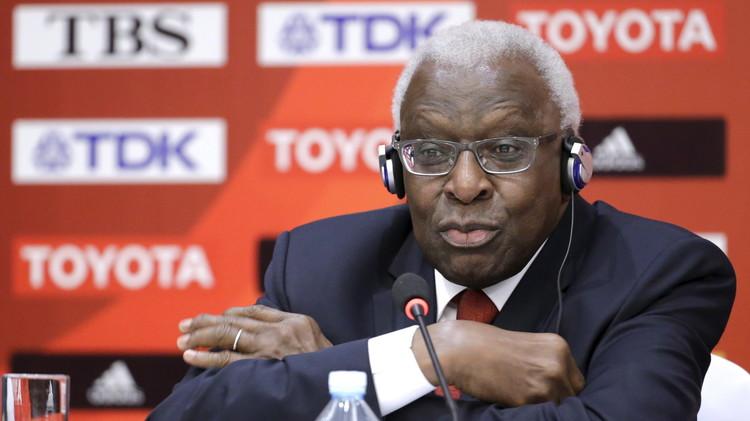 لجنة الأخلاق في اللجنة الأولمبية الدولية تطالب بإيقاف دياك مؤقتا