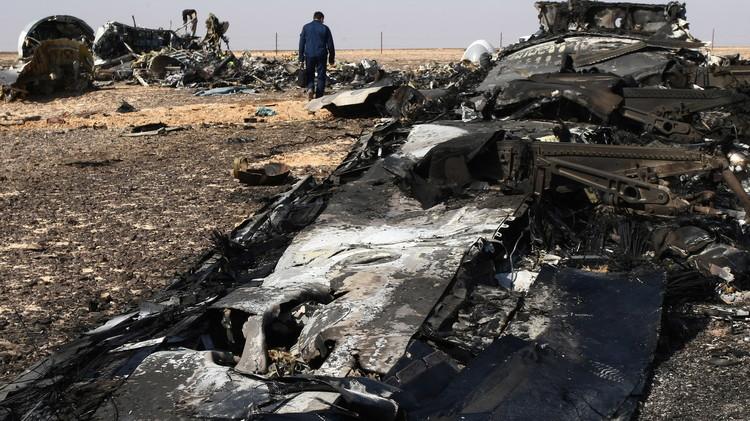 معلومات بريطانيا وتصرفاتها في كارثة الطائرة الروسية.. مجرد تسييس أم أكثر من ذلك؟