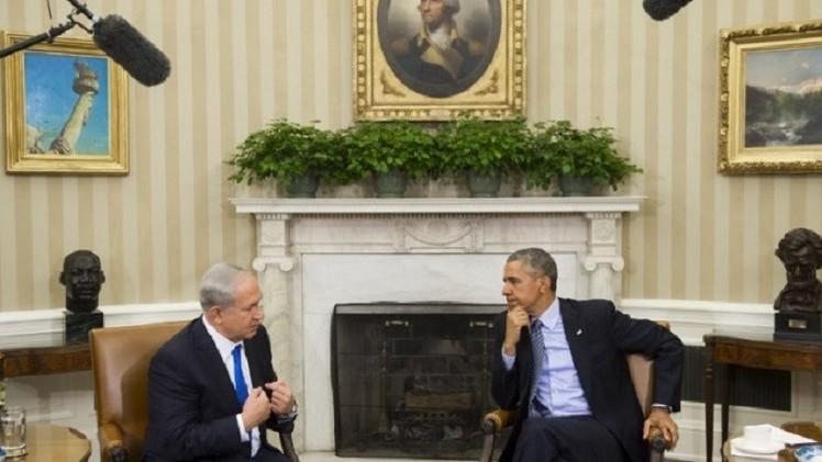 بعد معارضته اتفاق إيران النووي: نتنياهو يبحث في واشنطن