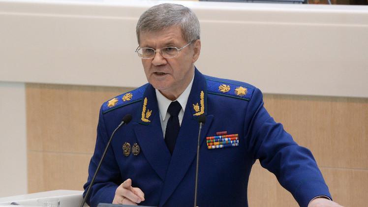 المدعي العام الروسي: نسبة المرتزقة الأجانب في