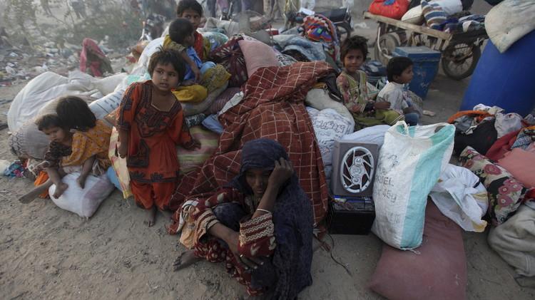 الفقر يهدد 100 مليون شخص حول العالم جراء تغير المناخ