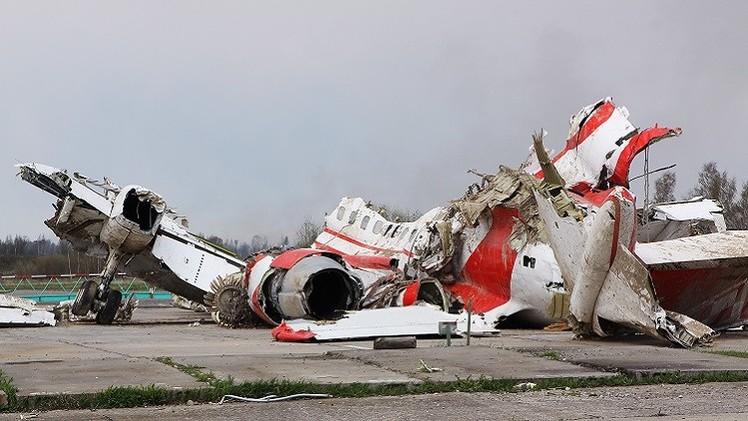 موسكو: التحقيق في تحطم طائرة كاتشينسكي كان في منتهى الشفافية