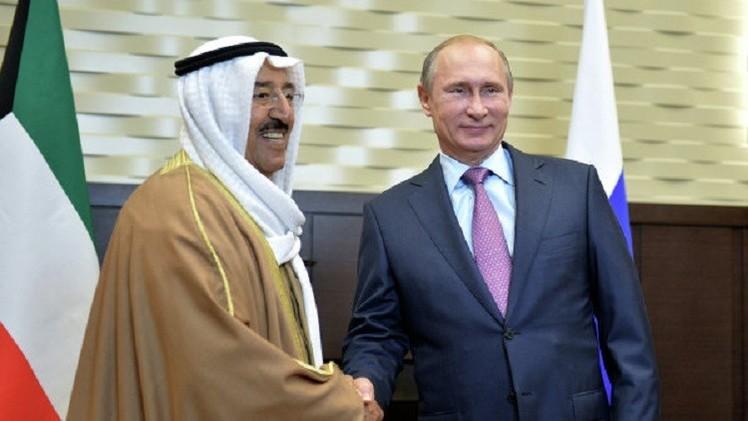 روسيا والكويت تبرمان اتفاقات تعاون في مجالات النقل والطاقة والاستثمار