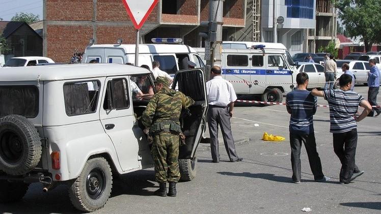 800  داغستاني يقاتلون مع