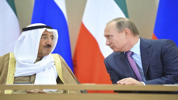 تاريخ العلاقات الروسية - الكويتية