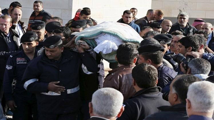 من هم ضحايا حادث إطلاق النار في مركز تدريب للشرطة بالأردن؟