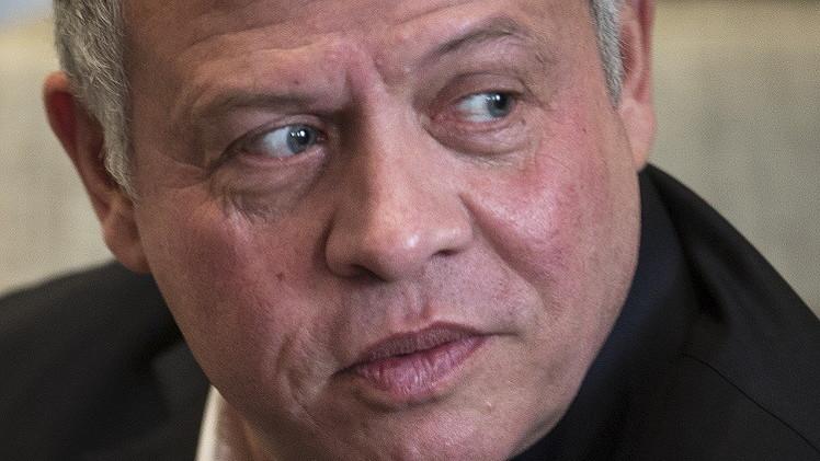 ملك الأردن: لروسيا دور محوري في حل الأزمة السورية