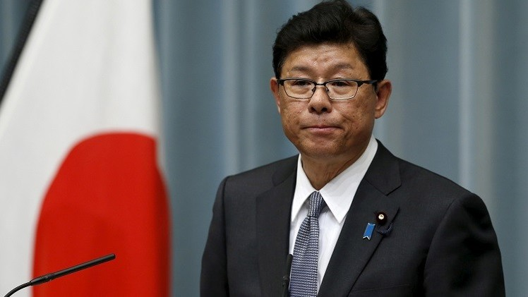 اليابان.. وزير متهم  بسرقة ملابس داخلية نسائية