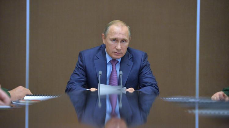 بوتين: لا نريد سباق تسلح وعلينا أن نعوض ما فاتنا في مجال التصنيع العسكري