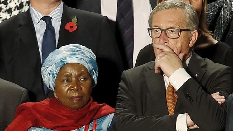 رئيس المفوضية الأوروبية: علينا أن نرى في أزمة الهجرة فرصة لا تهديدا لنمط حياتنا