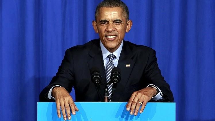 الرئيس الأمريكي –