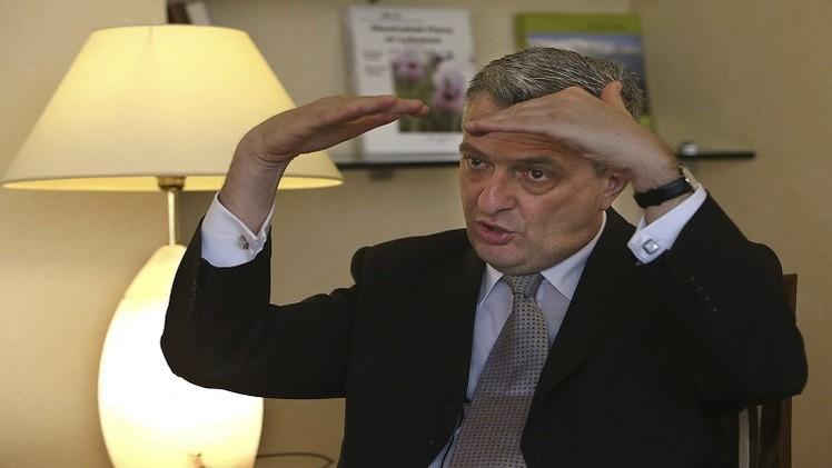 إيطالي يترأس وكالة اللاجئين الدولية