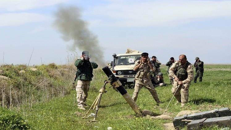 الجيش الأمريكي يعترف بتواجده العسكري على الأرض قرب سنجار في العراق