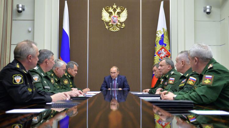 سلاح روسي سري مثير كادت عدسات الكاميرات أن تكشفه