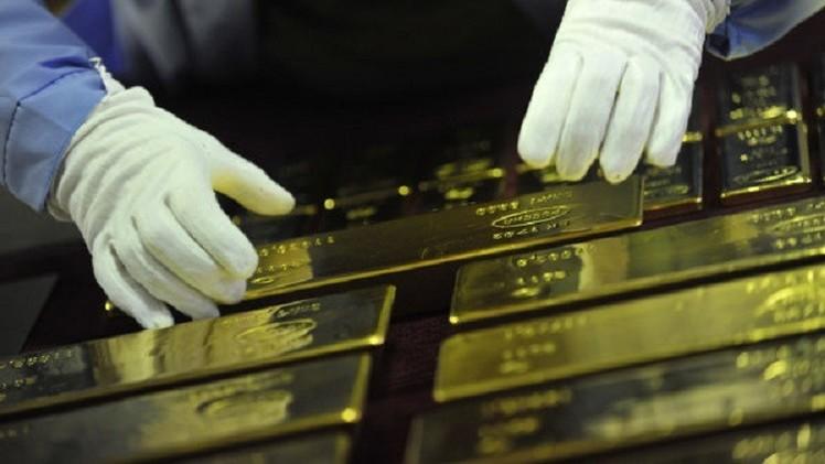 روسيا تحتل المرتبة الأولى كأكبر مشتر للذهب في الربع الثالث من 2015