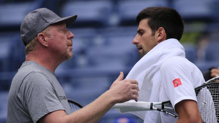 بوريس بيكر: دجوكوفيتش قدم أفضل المواسم في تاريخ التنس