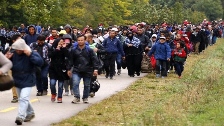 أزمة اللاجئين في أوروبا تتجه نحو وأد منطقة