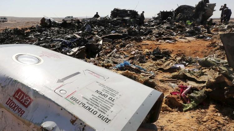 الخبراء الأمريكيون لا ينوون الانضمام للمحققين في حادث الطائرة الروسية
