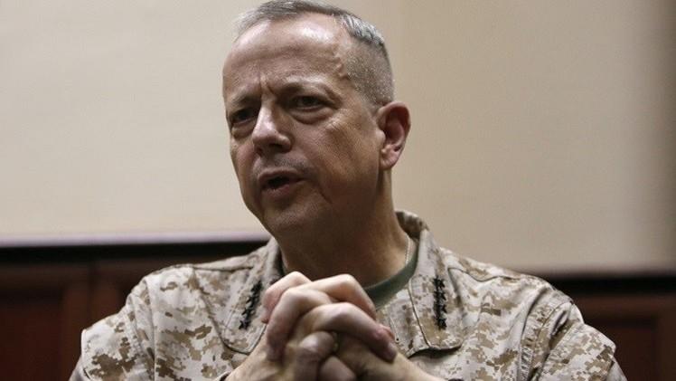 جنرال أمريكي يدعو لبحث إنشاء منطقة حظر طيران في الحرب ضد