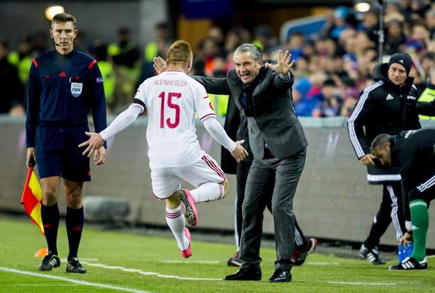 المجر تهزم النرويج وتقترب من نهائيات اليورو