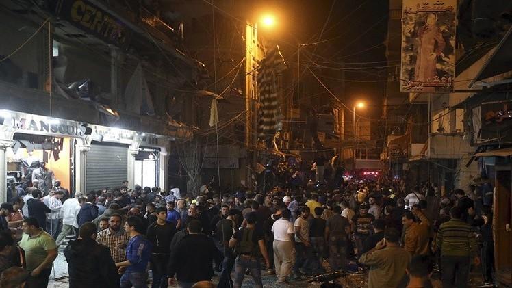 بوتين يعزي لبنان بضحايا التفجيرين ويعرض المساعدة في مكافحة الإرهاب