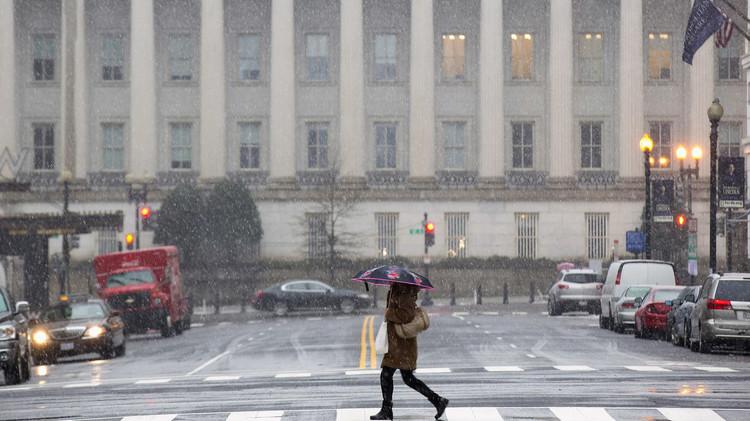 واشنطن تفرض عقوبات ضد شبكة دولية لتبييض الأموال ساعدت تنظيمات إرهابية