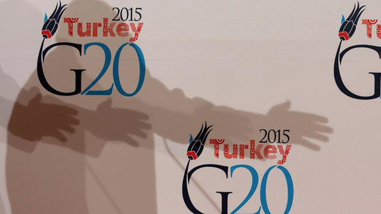 الأزمة السورية على طاولة اجتماع قمة العشرين في تركيا