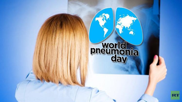 اليوم العالمي لمكافحة الالتهاب الرئوي