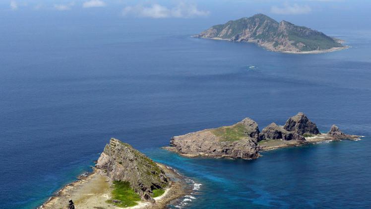 اليابان ترصد سفينة تجسس صينية قرب جزر متنازع عليها