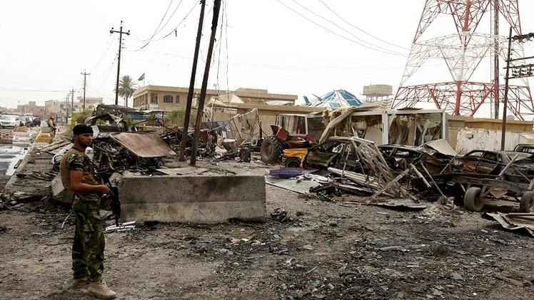 مقتل 20 شخصا بتفجيرين انتحاريين في بغداد و