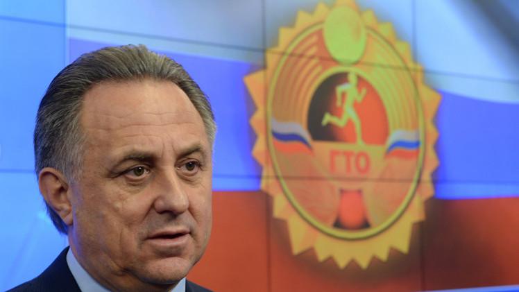 وزير الرياضة الروسي: نأمل في اتخاذ قرار دولي عادل إزاء المنشطات