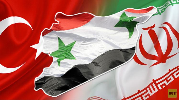 محددات وحدود الدورين التركي والإيراني في سوريا والشرق الأوسط