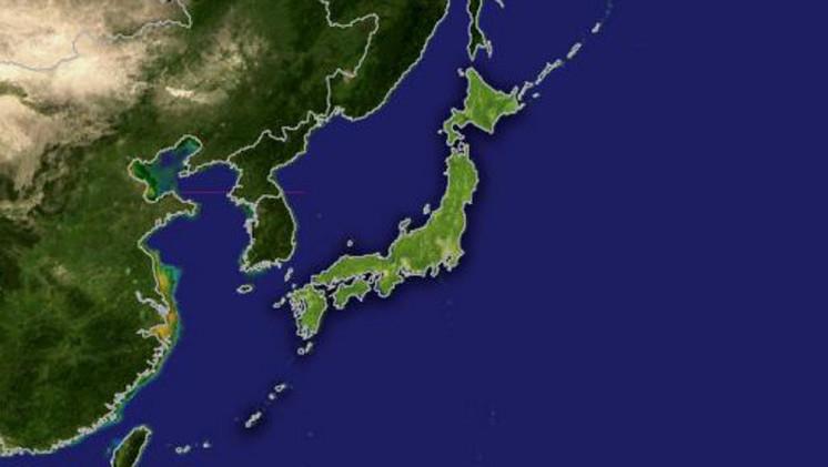 زلزال بقوة 7 درجات يضرب سواحل اليابان